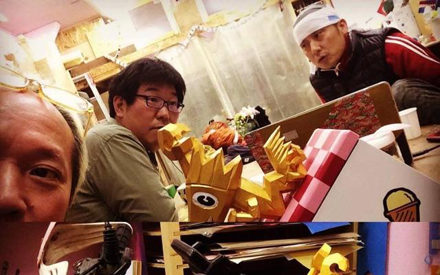 大阪スマドラ、初めてのミーティングでした。